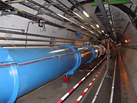 LHC, em busca da Grande Explosão