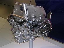 Motor BMW Sauber