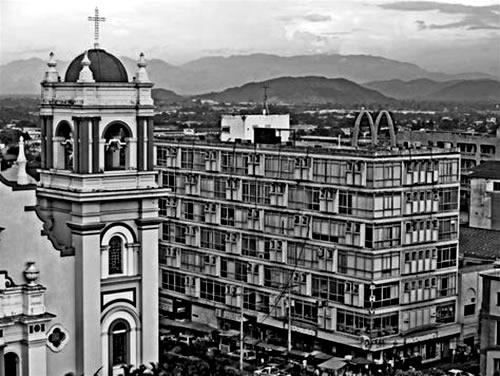 Cidade de San Pedro Sula, Honduras