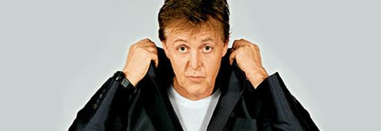 imagem: Paul McCartney